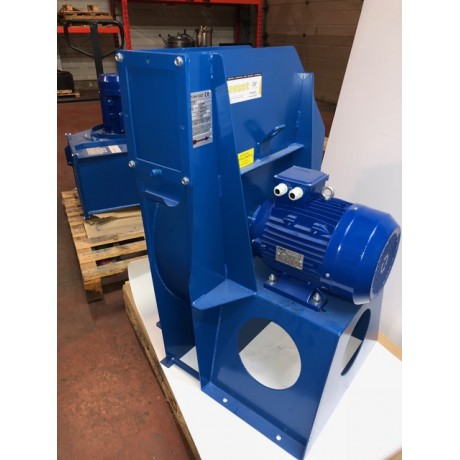 Ventilateur centrifuge CGN Type C2 503 2700T 5.5 KW