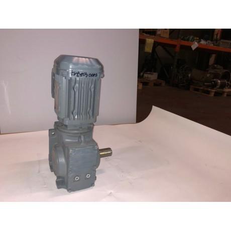 Motoréducteur SEW TYPE SA47 DRN80M4 - 0,75Kw - Arbre creux 25mm - Sortie 44 trs