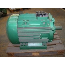 Moteur occasion LEROY SOMER 132 kW 1500 tr/min